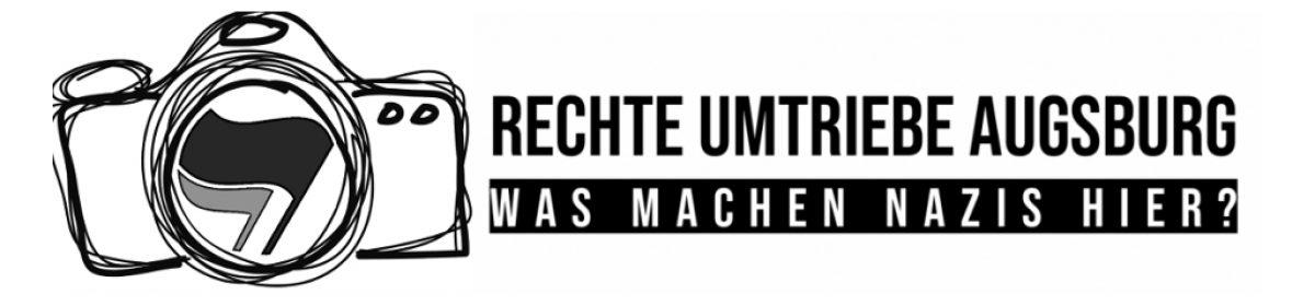 Rechte Umtriebe Augsburg